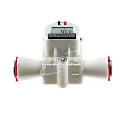 Fhku lcd misuratori di portata a turbina per liquidi non - Misuratori di portata per acqua ...