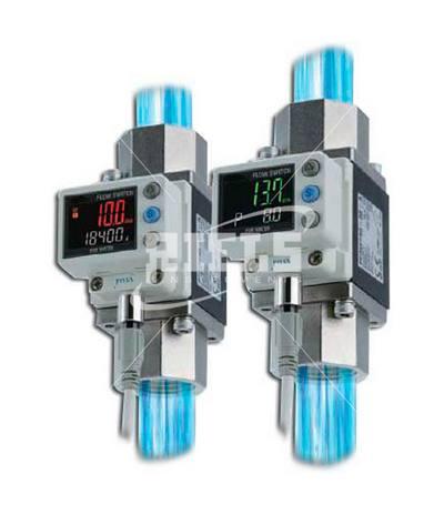 Pf3w flussostato digitale per acqua acqua demineralizzata - Misuratori di portata per acqua ...