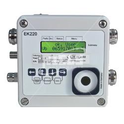 Misuratori di portata per aria e gas ek220 convertitore - Misuratori di portata per acqua ...