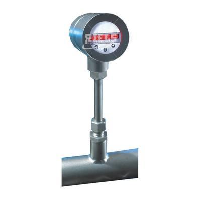 Thermal mass flow meters compact combimass meter