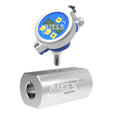 Hm hp misuratori di portata a turbina per applicazioni ad - Misuratori di portata per acqua ...