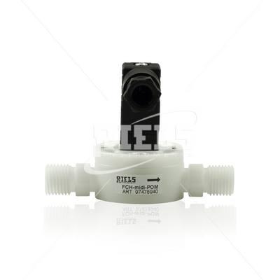 Fch misuratori di portata a turbina per acqua diesel - Misuratori di portata per acqua ...
