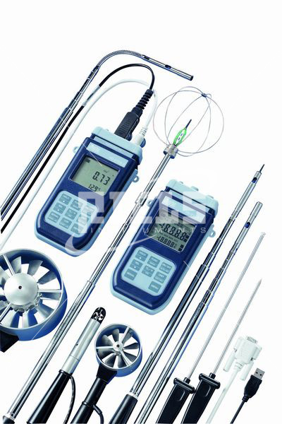 Thermal mass Flow meters - HD2103 Anemometers portable