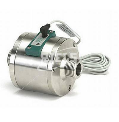 KPO Water meter oscillating piston. Viscous liquids, wine, milk, oil. Flow rates up to 24,000 l/h