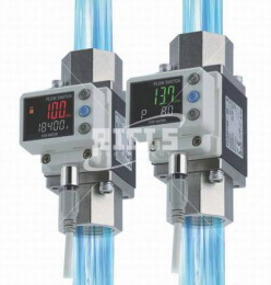 PF3W Digital flow switches.