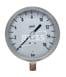 RIB800 Manometer and vacuum gauge.