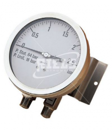 RIB810 Differential manometer