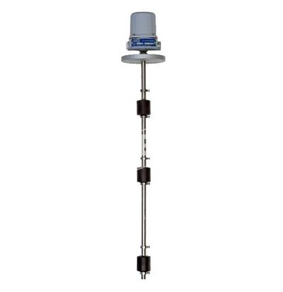 RIL240 Level switches magnetic drive. With liquids, aggressive and food