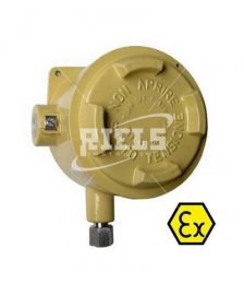 BA Pressure switches Bourdon tube  ATEX Explosion-proof