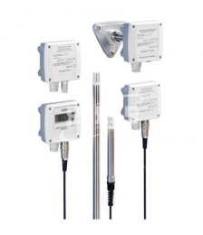 HD4807T Active and passive transmitters for relative humidity and temperature