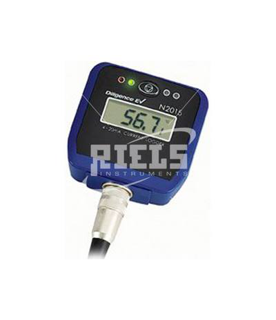 N2O15 Data Logger con display LCD
