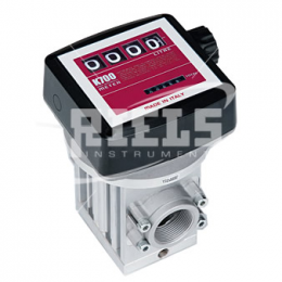K700M Mechanical flow meters oval gears.