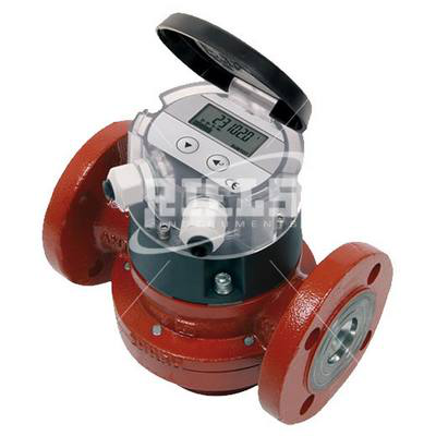 VZF/VZFA Liter counters to oscillating piston. Oil and viscous liquids. Max. 30,000 lt/h