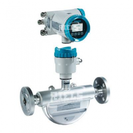 FCS400 mass flow-meter. For dosages and fiscal applications.