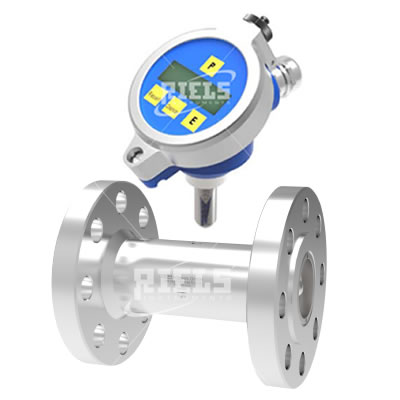 HM-F Turbine flow meters. Solvents, demineralized water, oils