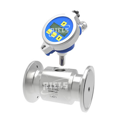 HM-TRI Turbine flow meters for pharmaceutical applications.