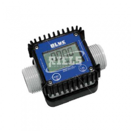 K24 UREA Digital turbine flow meters for foods, antifreeze, washer fluid.