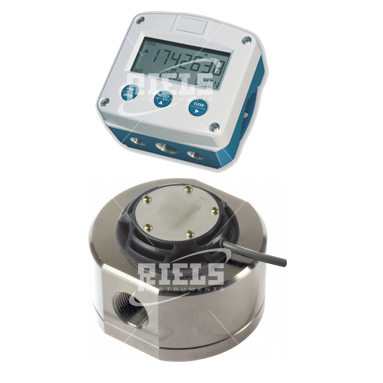 MX-P Volumetric flow meters oval gears for industrial applications. Flow rates up to 733 l/min.
