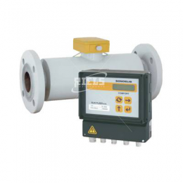 SONOELIS. Ultrasonic flow meters for conductive and non-conductive liquids. Up to 2,000 m³/h.