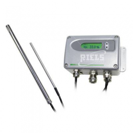 EE33 Humidity transmitters for high-humidity and chemical applications