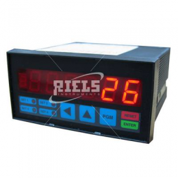 G2X Total and instantaneous flow rate display.
