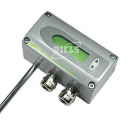 EE75 Thermal dispersion flow meters.