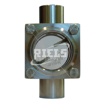 RIV980 Visual indicator of flow. Suitable for water, oil, gasoline, diesel