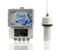 RIL350 Ultrasonic level indicator.