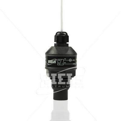 Sensore livello ultrasuoni per serbatoi aperti ril330 - Indicatore di portata ...