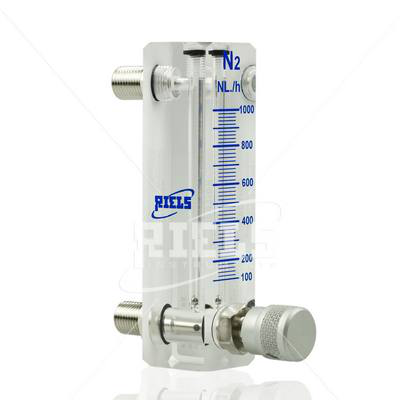 FA/M Flowmeters. For liquids and inert gases. For low flow rate