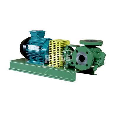Pompe volumetriche ad ingranaggi interne pompa r a for Ad interni