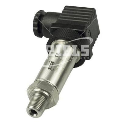 RIB100 Pressure Transmitter. For neutral fluids, food or aggressive. Accuracy ± 0.5% FS