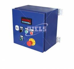 RIQ100 Electrical panel for dosage.