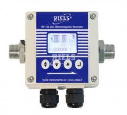 RIF150 Electromagnetic flow meter for low flow rates