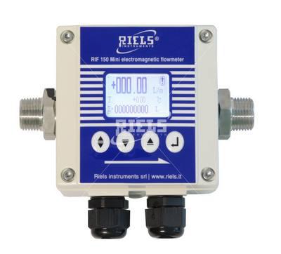 Đồng hồ đo lưu lượng điện từ RIF150 Riels Vietnam
