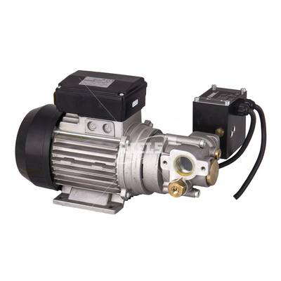 VISCO FLOWMAT Gear pumps with pressure switch. Up to 14 l/min