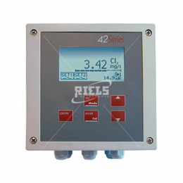 42 series Monitor for process control.