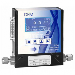 DPC Precision digital mass flow controller.