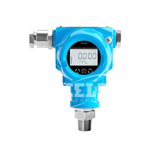 RIB305 Digital Pressure Transmitter. Neutral fluids, food or aggressive. Accuracy ± 0.1% FS