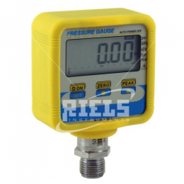 RIB470 Digital manometer with MAX and MIN, accuracy 0,5%